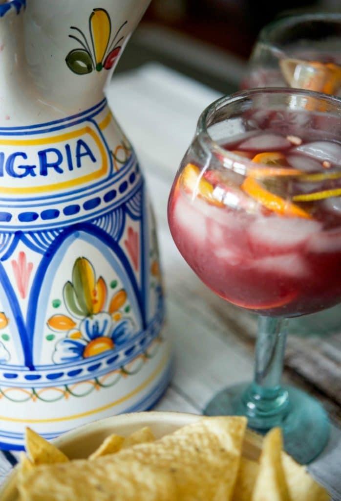 Cinco de mayo recipe ideas carrie s experimental kitchen for Sangria recipe red wine triple sec