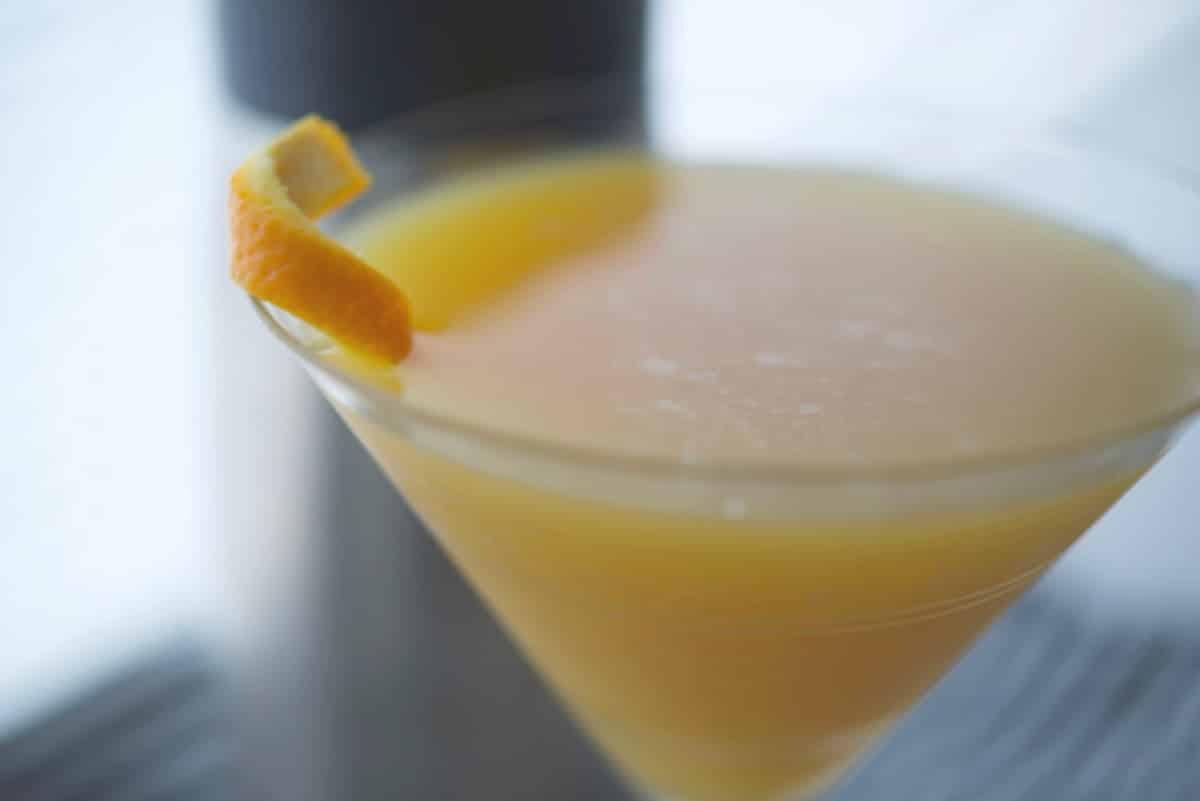 Coconut Martini