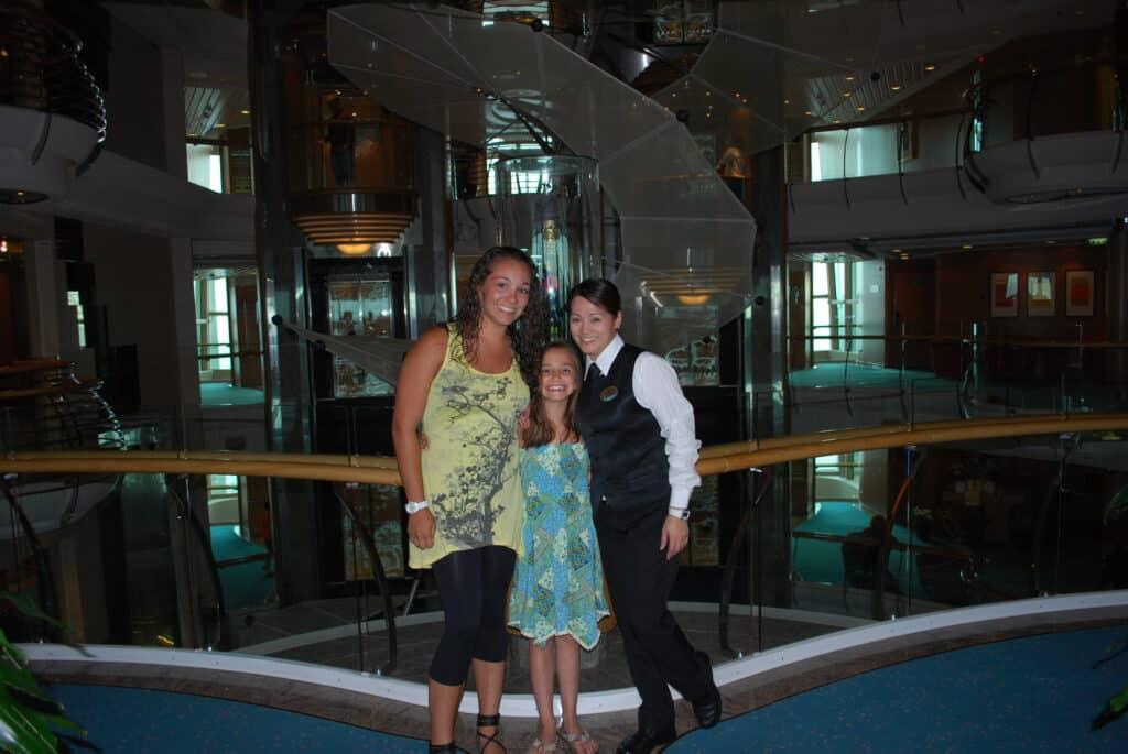 R&G on Cruise