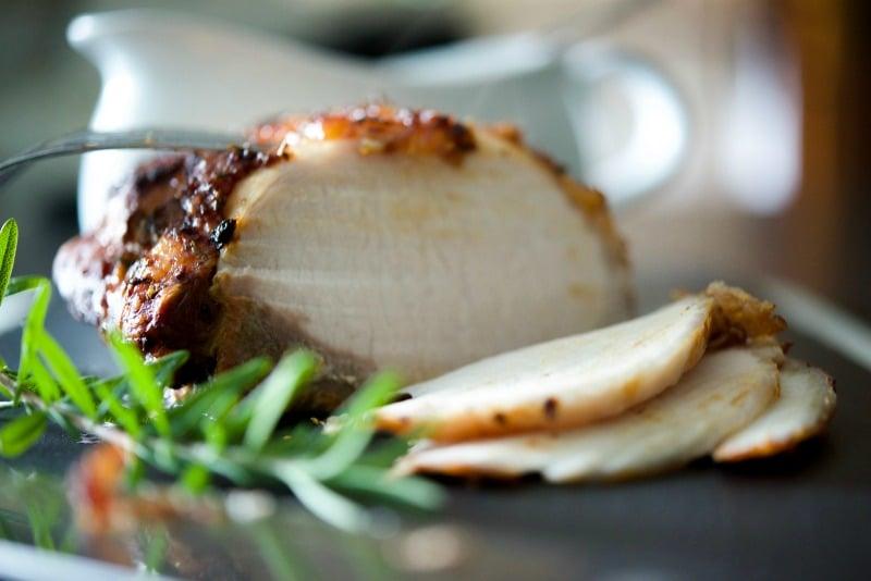 Maple Roasted Pork