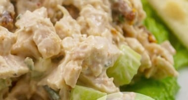 Sun Dried Tomato Turkey Salad