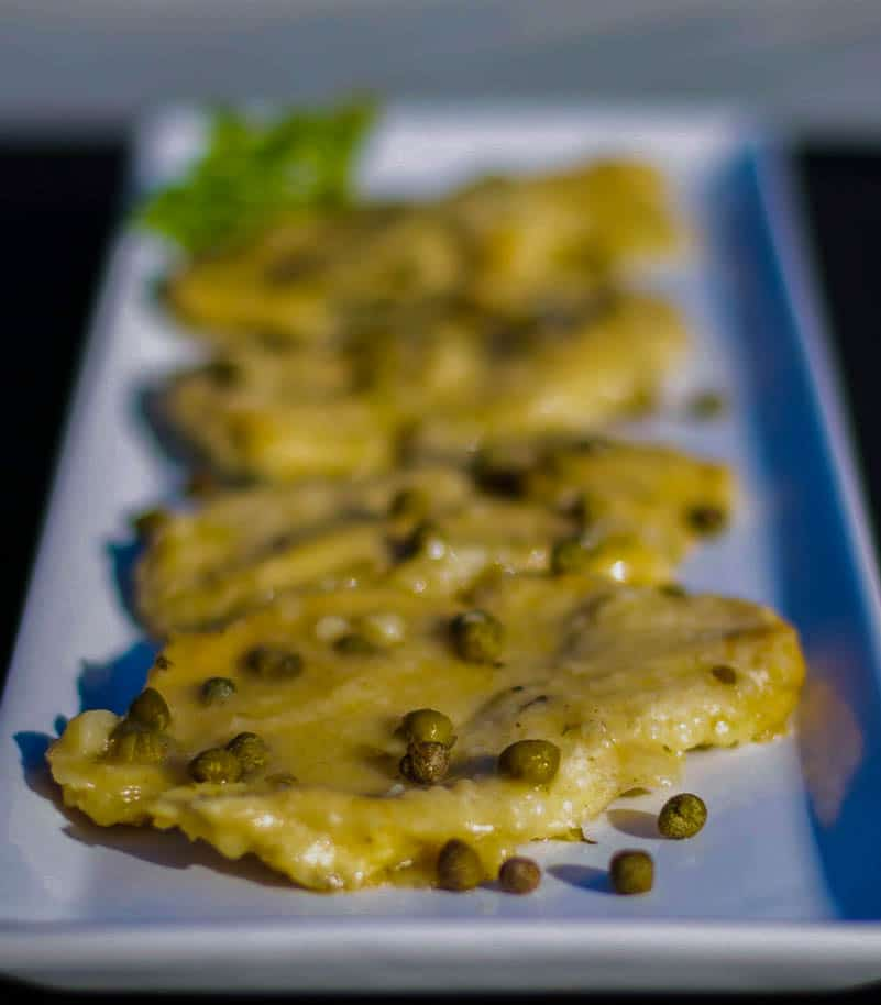 Chicken Piccata (original)
