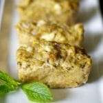 Feta and Sage Mini Chicken Meatloaf