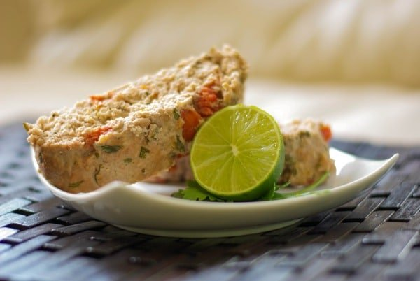 Fiesta Turkey Meatloaf