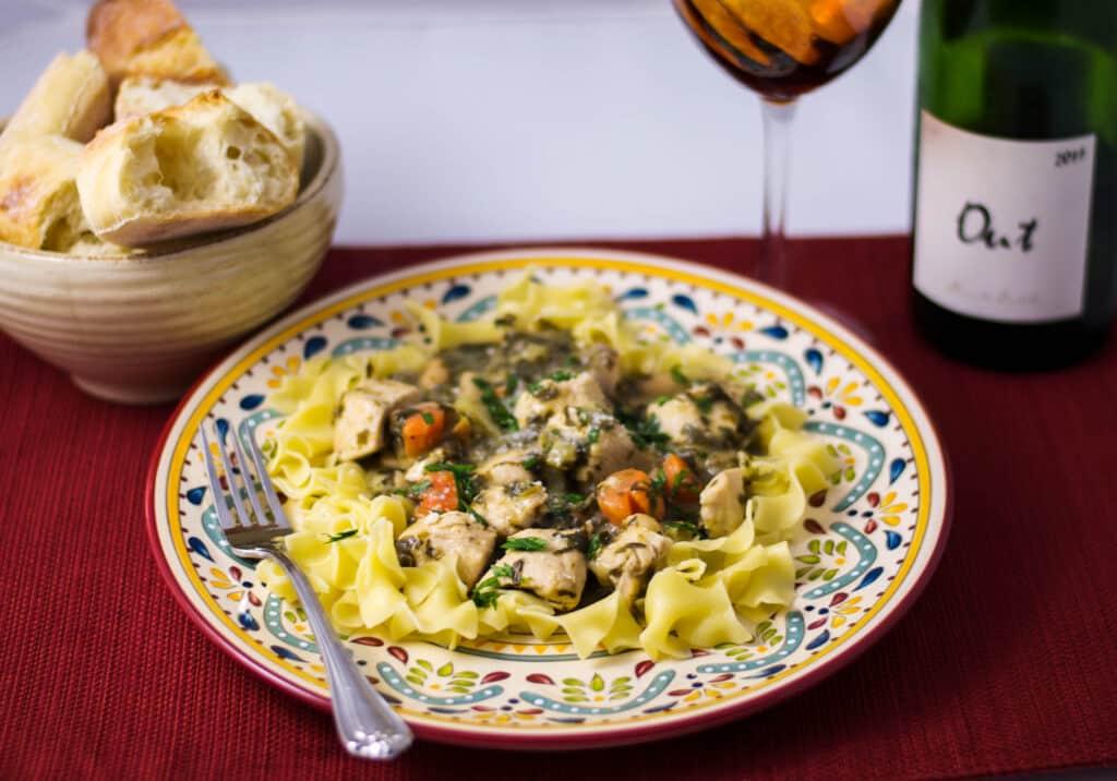 Florentine Chicken Stew