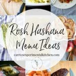Below are some recipe ideas to help give you a little menu inspiration as you ring in the Jewish holiday of Rosh Hashanah.