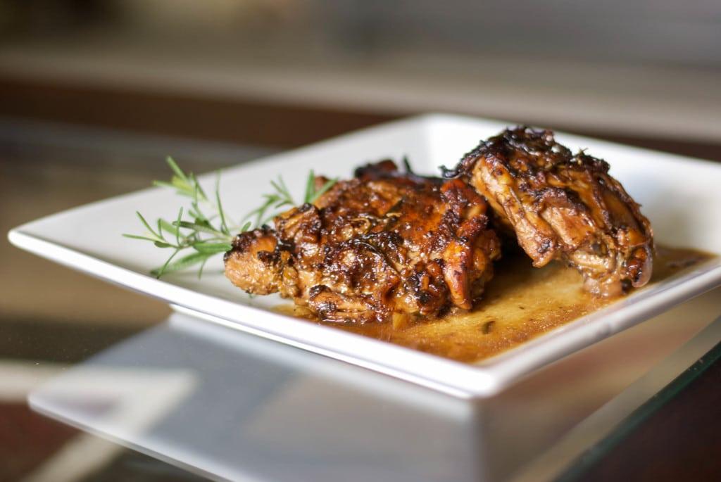Chicken Balsamico