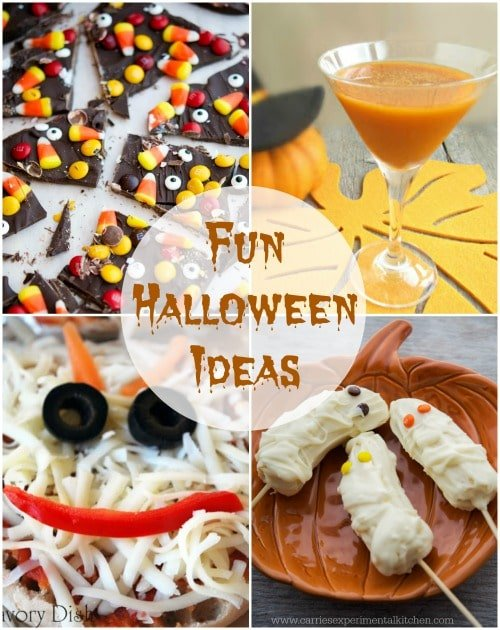 Fun Halloween Ideas | www.carriesexperimentalkitchen.com