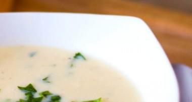 Stracciatella alla Romano Soup (Roman Style Egg Drop)