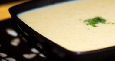 Cream of Turkey Soup (Reduced Fat)