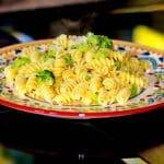 Rotini con Broccoli