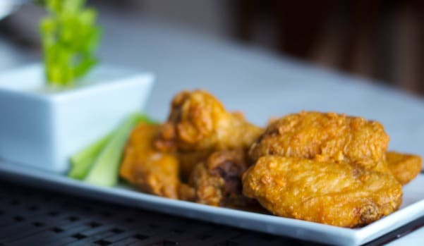 Hooter's Buffalo Wings (Copycat)
