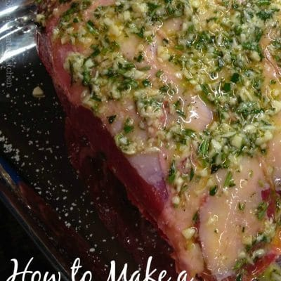 How to Make a Standing Rib Roast