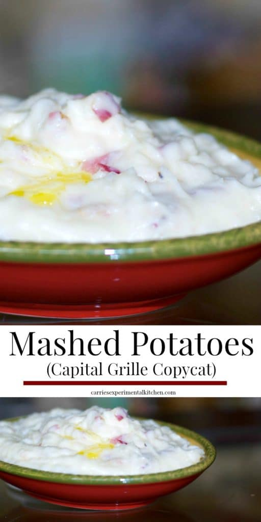 Find out what makes these Mashed Potatoes from The Capital Grille so sweet and creamy. All you need are a few simple ingredients and this will be your new favorite recipe!