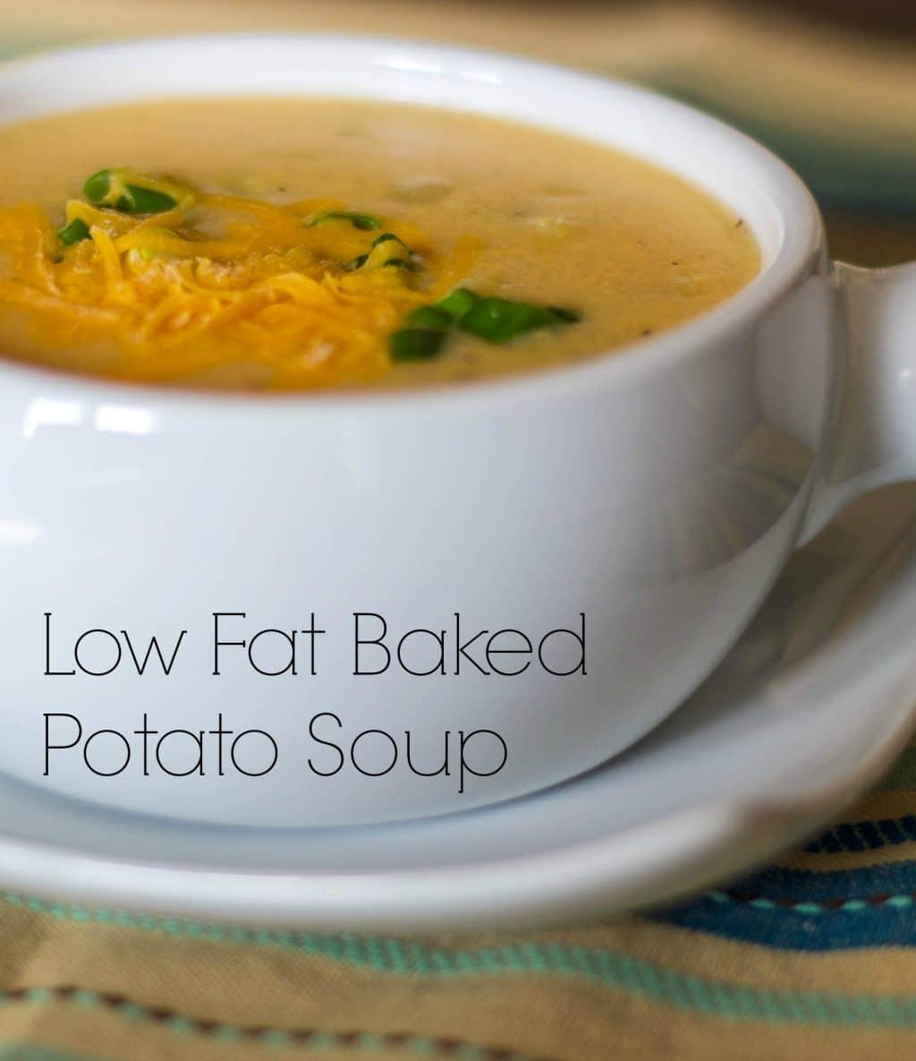 Low Fat Potatoe Soup 32