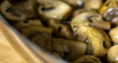 Mushrooms Vittoria