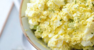 Wasabi Egg Salad