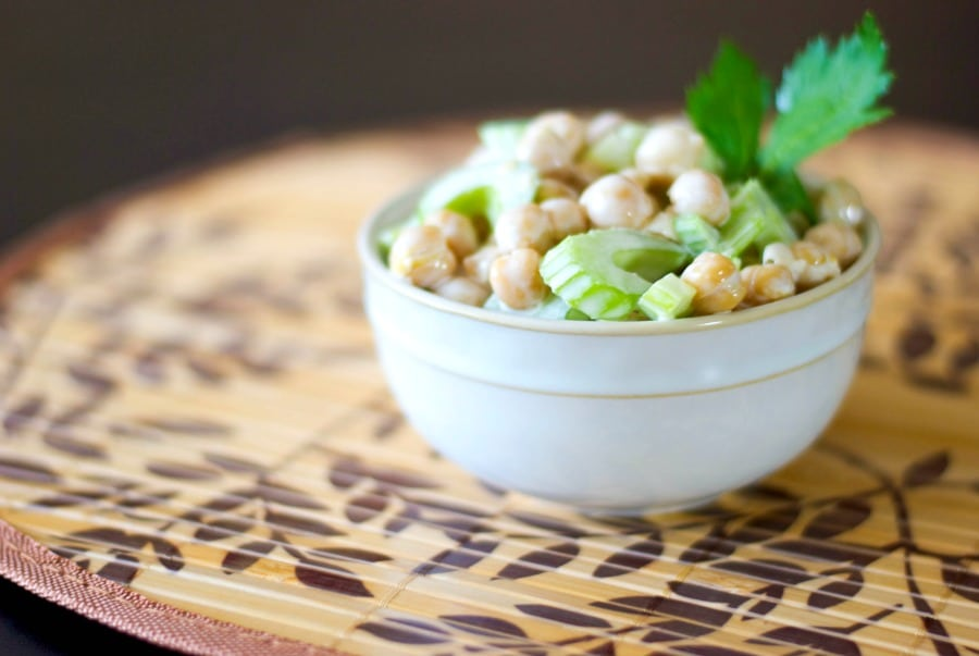 Ceci Bean Salad
