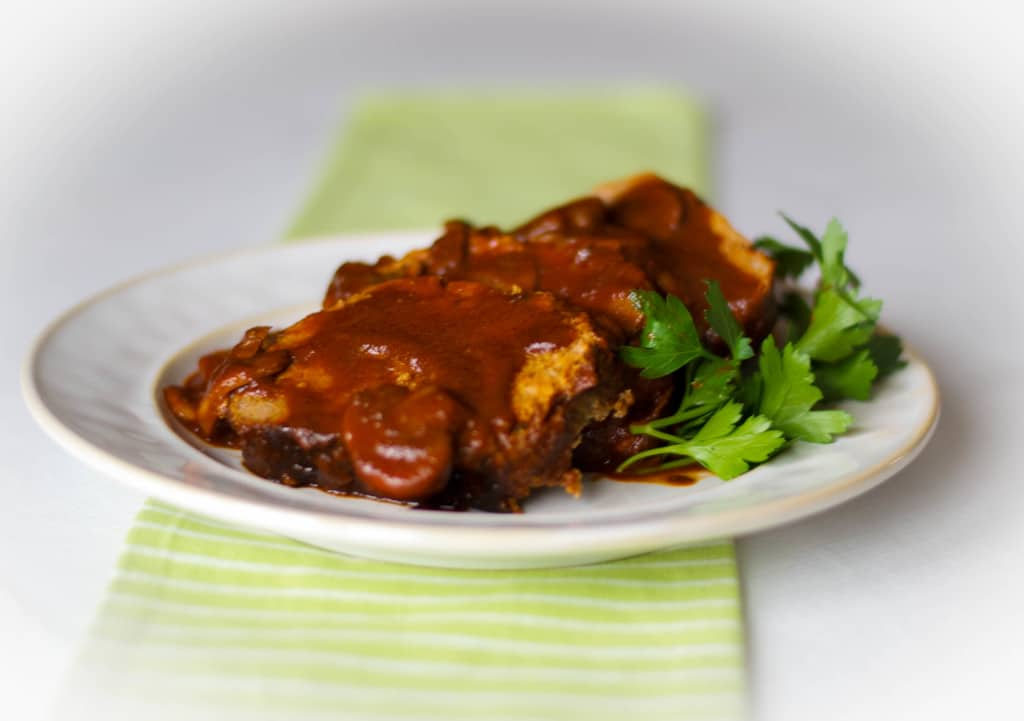 Marilyn's Crock Pot Meatloaf