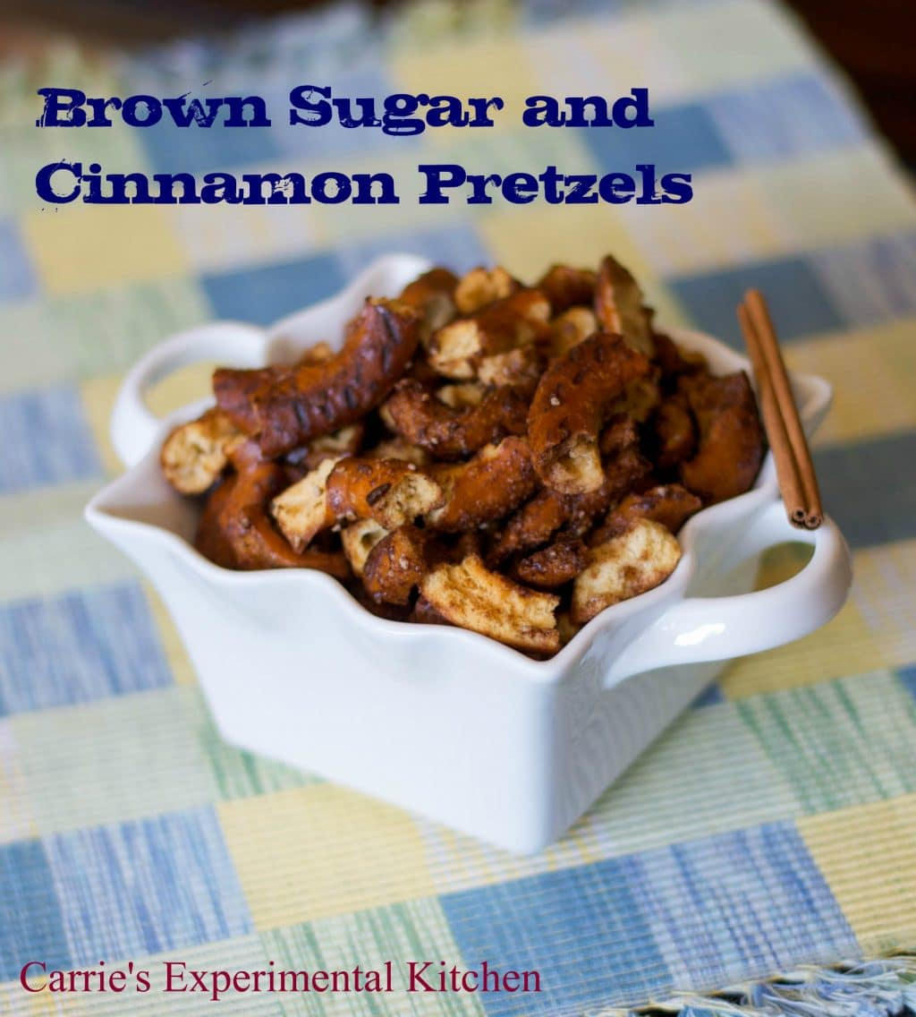 Brown sugar and cinnamon pretzels carries experimental kitchen these brown sugar and cinnamon pretzels are so easy to make at home and have just fandeluxe PDF
