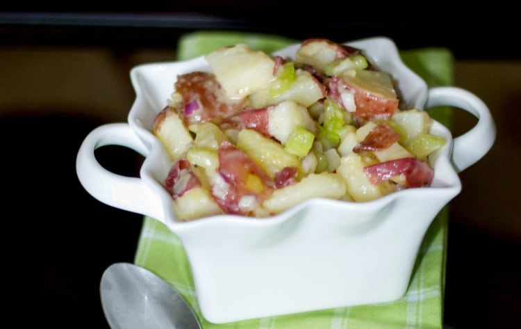 Red Bliss Potato Salad with Dijon Vinaigrette