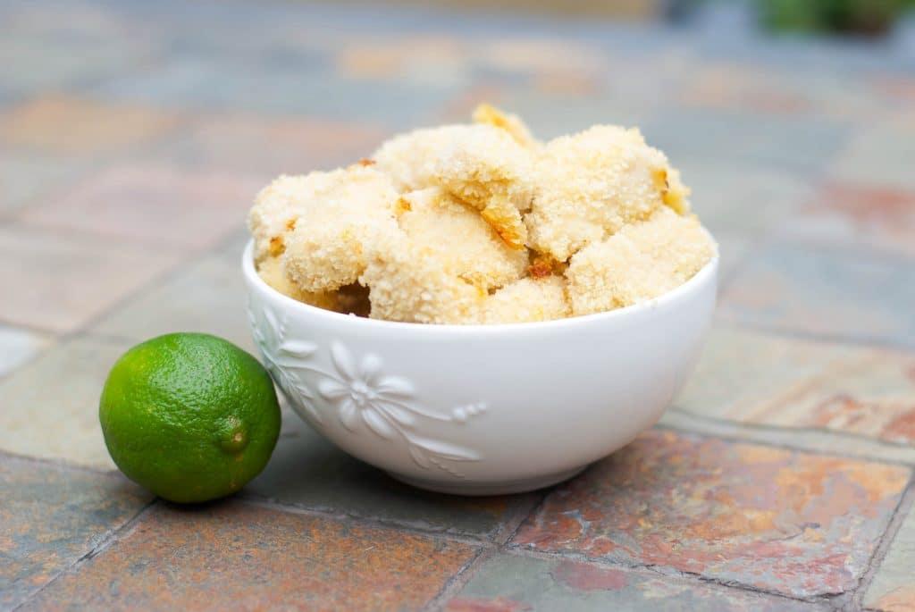 Honey Lime Chicken Bites