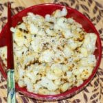 Sesame Roasted Cauliflower