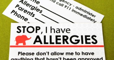 Back to School: The Most Common Food Allergies
