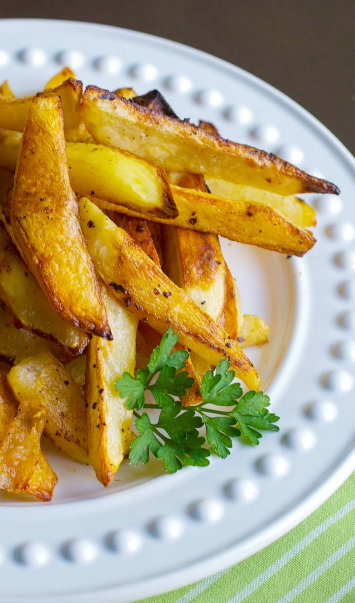 how to cook potato wedges