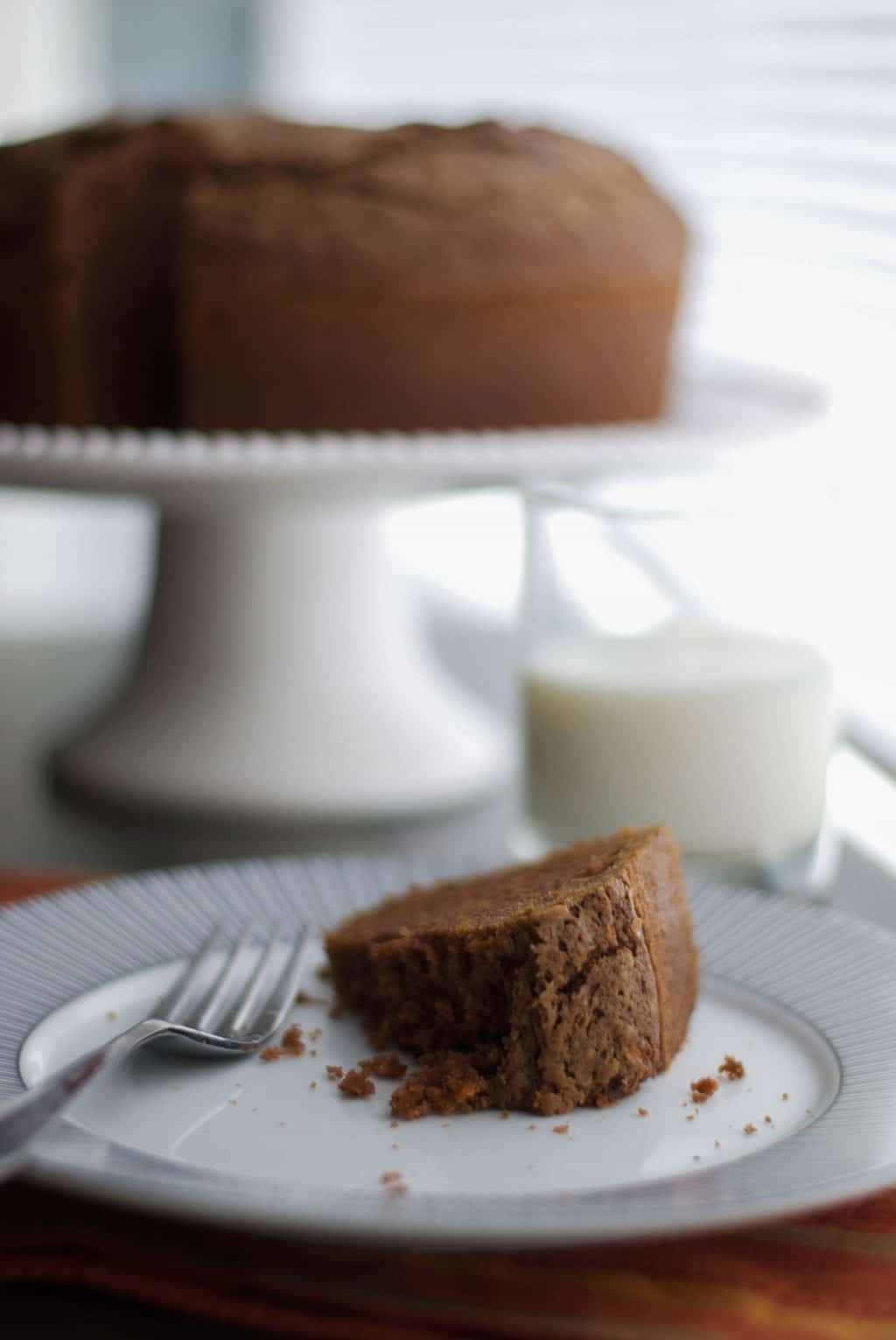 Chocolate Carrot Bundt Cake - Carrie's Experimental Kitchen