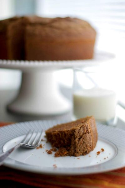 Chocolate Carrot Bundt Cake made with fresh carrots is a deliciously moist, chocolatey cake that can be served for dessert or breakfast.