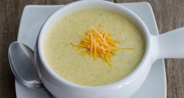 Copycat Panera Broccoli & Cheese Soup