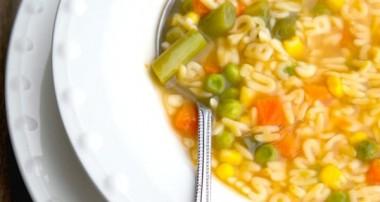 Organic Alphabet Soup