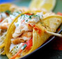 Week 9: Seafood Frenzy Friday
