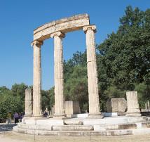 European Vacation: Part 5 (Olympia, Greece)