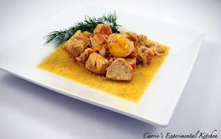 Honey Tangerine Chicken