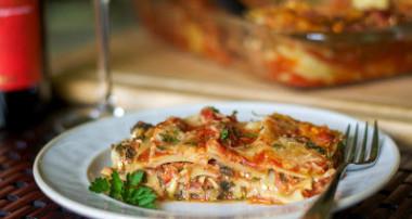 Low-Fat Vegetable Lasagna