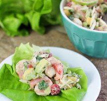 Seafood Frenzy Friday (Week 54) and Interview at MommyPage