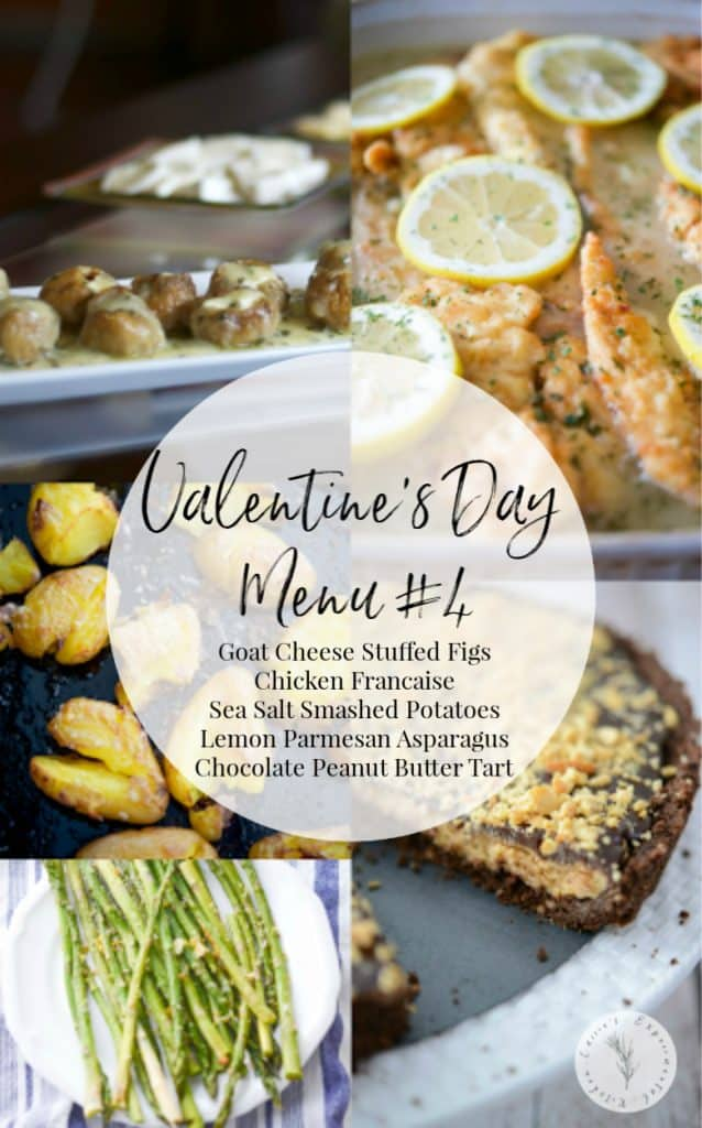 Valentine's Day Menu #4: Make that special someone a homecooked meal to show how much you care. Here are 5 Sample Valentine's Day Menu Ideas to give you some inspiration.