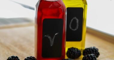 How to Make Blackberry Vinegar