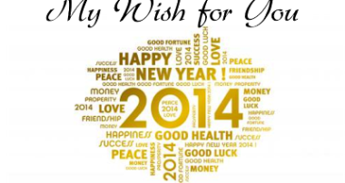 My Wish For You in 2014