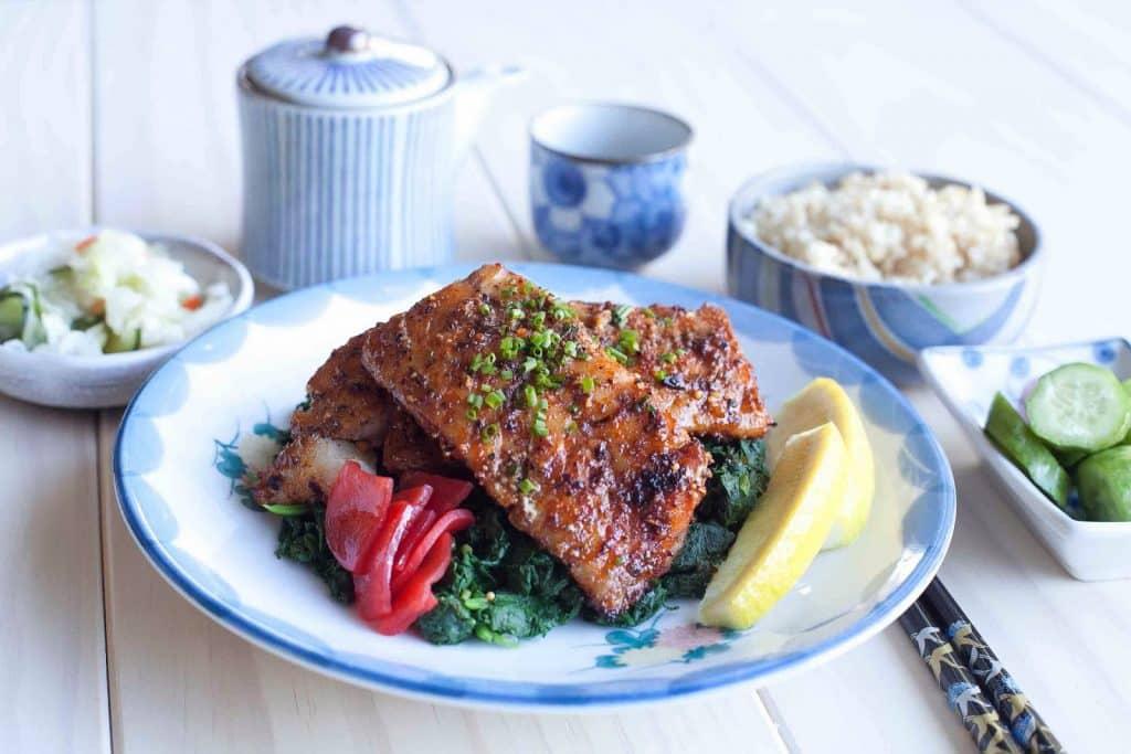 Barbecue Rockfish