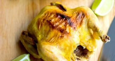 Tarragon & Lime Cornish Hens