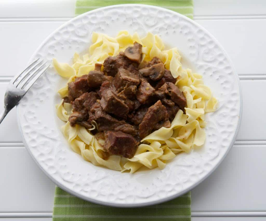 Madeira Beef Stew | Carrie\'s Experimental Kitchen