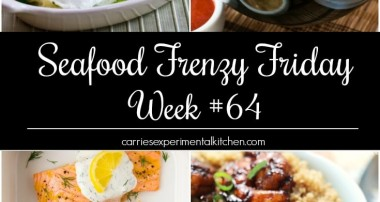 Seafood Frenzy Friday #64