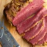 Mustard & Beer Corned Beef