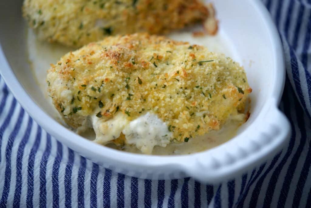 Garlic Herb Cheese Chicken Breast