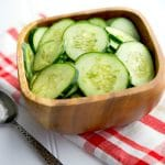 Dilled Cucumber Salad
