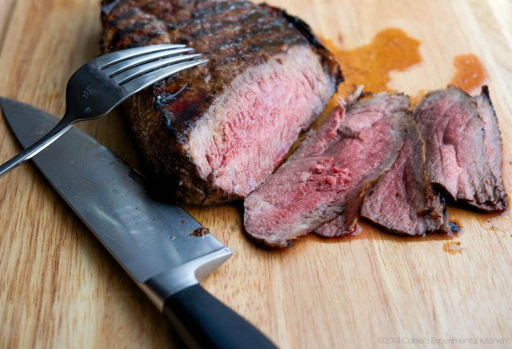 Madeira Wine Marinated London Broil