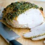 Gremolata Roasted Turkey Breast